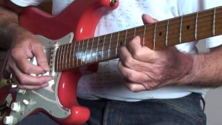 Moon River. Hank Marvin cover