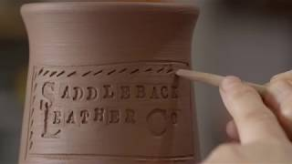 How to make a high quality mug and why you'll probably never own Saddleback Leather's
