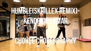 Humble(Skrillex Remix)-Kendrick Lamar   Chohee Choreography   Peace Dance