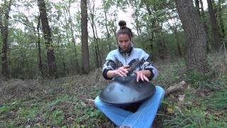 BELLS PROTUS, Handpan by Bellart - Timeless dance / Időtlen tánc