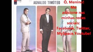 Agnaldo Timóteo - CD Obrigado Querida - Musica Obrigado Querida