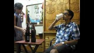 El borracho se cae (Video remix ofcial)