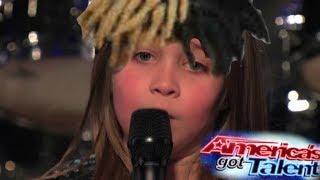 6 Year Old Sings XXXTentacion on Americas got Talent