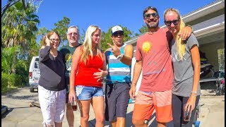 FAMILY, TRAVELING and WORKING! The balance of LIFE! - Sailing Vessel Delos Ep. 137 width=