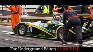 Car Drifts on Marshmallow vs bollwood song | The Underground Editor | Part 1