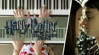 When Ginny Kissed Harry from Harry Potter - Piano Cover