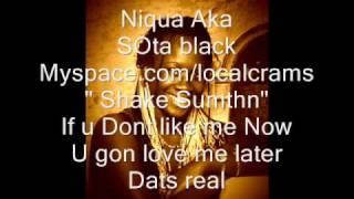 Shake sumthn by Sota black