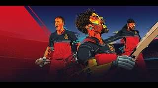 RCB play bold new anthem song