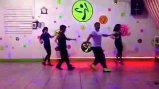 Mi sombrero sabanero ( club remix ) zumba Diego Velasco Fitness club