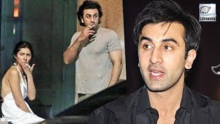 Ranbir FINALLY REACTS On His Viral Picture With Mahira Khan | LehrenTV