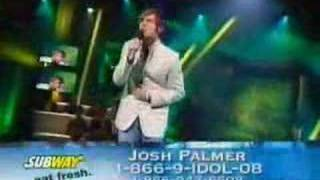 Josh Palmer - Fooled Around and Fell In Love