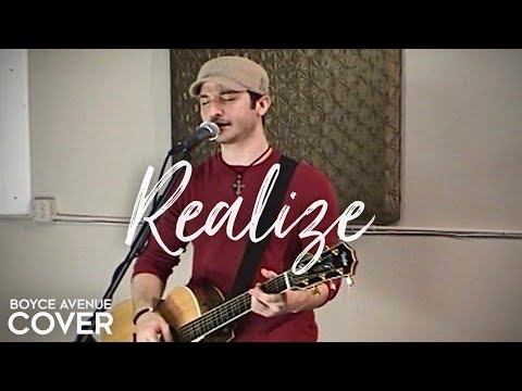 Colbie Caillat Realize Boyce Avenue Acoustic Cover On Itunes