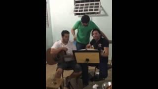 ( Marcelinho, Du Moura e Pedro kruel ) Guri - Gaucho da fronteira