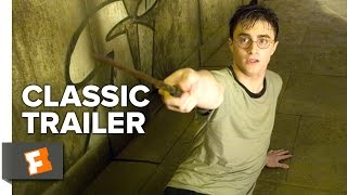 Harry Potter and the Order of the Phoenix (2007) Official Trailer - Daniel Radcliffe Movie HD