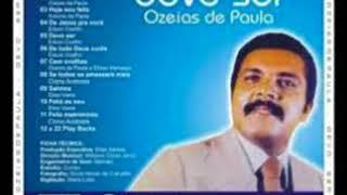 CEM OVELHAS - Ozéias de Paula - Play Back Original (1981)