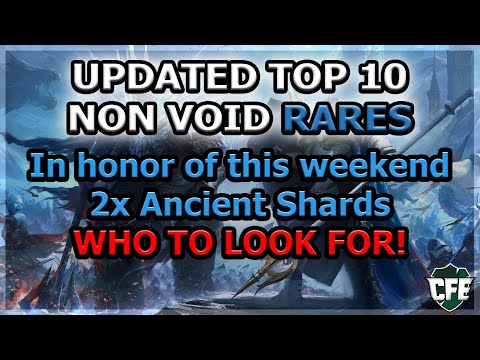 RAID Shadow Legends | UPDATED TOP 10 NON-VOID RARES