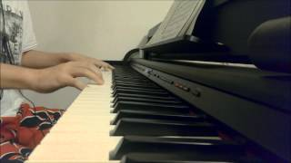 Westlife-My Love piano cover