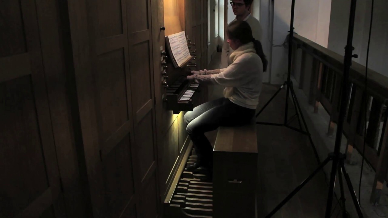 Johann Sebastian BACH, Fugue g moll BWV 542/2  