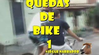 Quedas De Bike 1 - Narrado Pelo Google Tradutor