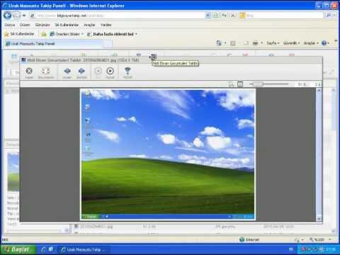 Casus Bilgisayar Takip Programı Kullanımı