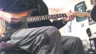 """Soundgarden- """"Taree"""" Guitar Cover"""