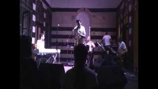 fouad afra drum solo with basel rajoub damascus 2010