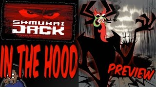 GHETTO SAMURAI JACK | PARODY | PREVIEW
