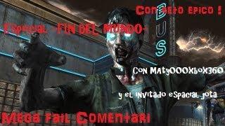 Intro Al Espacial Fin del mundo ! - Reto epico - Con maty000xbox360 y jotagamepro