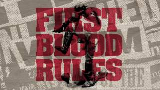 """FIRST BLOOD RULES """"RULES OF SURVIVAL"""""""