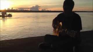 Fora do Script - Esse Adeus (voz e violão)