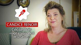 [Interview] Cécile Bois réagit aux épisodes 7 et 8 de Candice Renoir