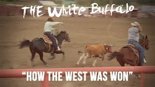 "The White Buffalo - ""How The West Was Won"" (Official Music Video)"