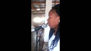 SINACH WAY MAKER  COVER BY AUBREY