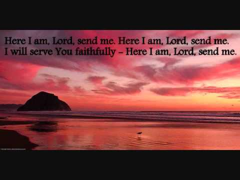 Here I Am, Lord Chords - Chordify