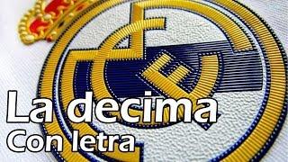 RedOne - Hala Madrid y nada mas - El nuevo himno del Real Madrid! - Con letra