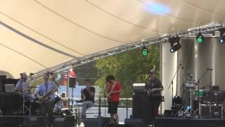 Balkan Beat Box live at WOMADelaide 2015