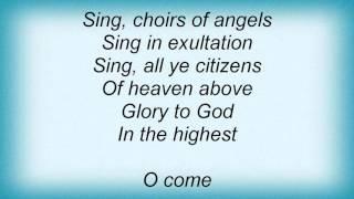 Lionel Richie - O Come All Ye Faithful Lyrics