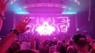 Benny Benassi ft. Gary Go - Cinema (Skrillex Remix) live@Summer Sound Festival 2014, Helsinki