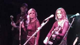 Robyn & Ryleigh - I Found You (Live)