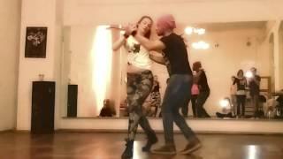 Fantasy (A.Baraz) ~ Bachata Sensual: Alejandro Peca Mikaela