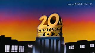 AVM Productions 2003 75 years logo (w/20th Century Fox text)