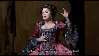 ADRIANA LECOUVREUR en direct du Met Opera - Extrait Anna Netrebko