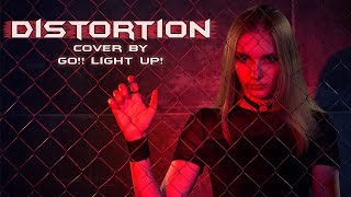 BABYMETAL - Distortion - cover by GO!! Light Up!