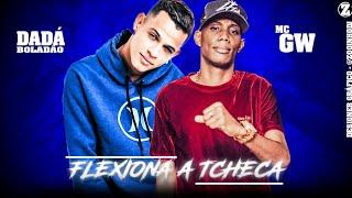 MC GW E MC DADÁ BOLADÃO | FLEXIONA A TCHECA | (Tipografia)
