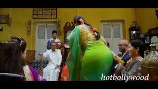 Anushka Shetty big ass in saree width=