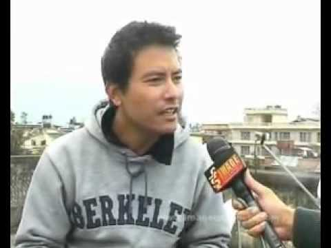 Interview with Dhendup Lama in Image Channel.