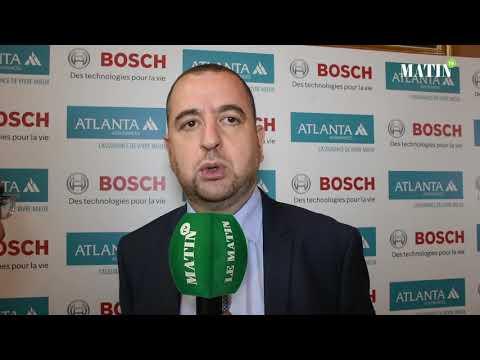 Video : Atlanta et Bosch Maroc lancent l'assurance affinitaire