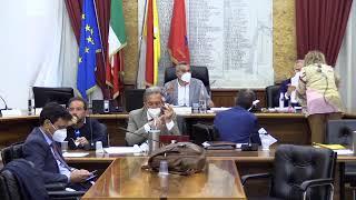 Consiglio Comunale Marsala - Seduta del 25/05/2021 - Ripresa Lavori