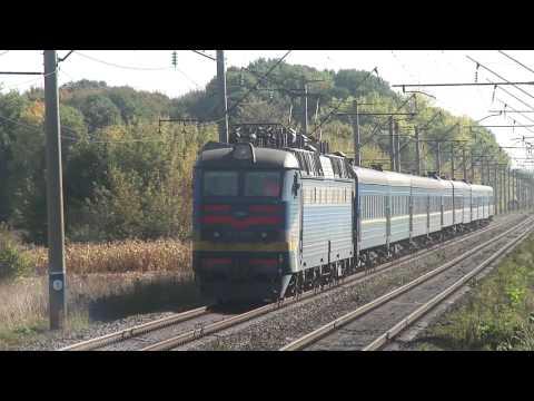 Train 73A Moscow – Lvov (поезд 73A Москва – Львів) ЧС8-023