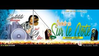 SATELITE EBONGA  Feat  DJ LEO - PRENDS CA SUR LE COTE
